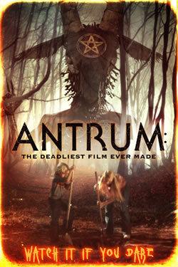 locandina del film ANTRUM: THE DEADLIEST FILM EVER MADE