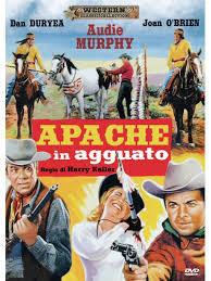 locandina del film APACHE IN AGGUATO