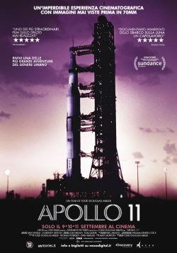 locandina del film APOLLO 11