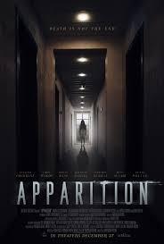 locandina del film APPARITION (2019)