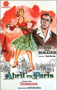 locandina del film APRILE A PARIGI
