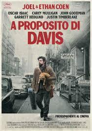 locandina del film A PROPOSITO DI DAVIS