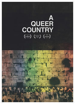 locandina del film A QUEER COUNTRY