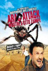 locandina del film ARAC ATTACK - MOSTRI A OTTO ZAMPE