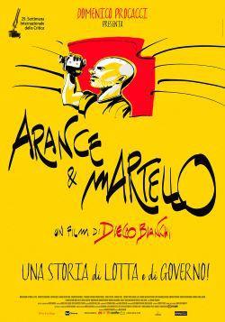 locandina del film ARANCE E MARTELLO