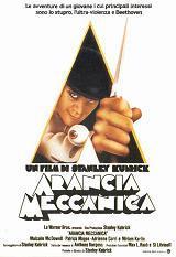 locandina del film ARANCIA MECCANICA