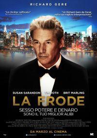 locandina del film LA FRODE