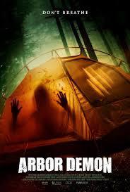 locandina del film ARBOR DEMON