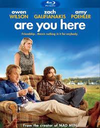 locandina del film ARE YOU HERE