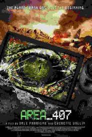 locandina del film AREA 407