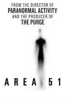 locandina del film AREA 51