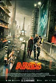 locandina del film ARES