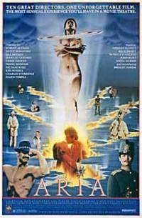 locandina del film ARIA (1987)