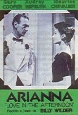locandina del film ARIANNA