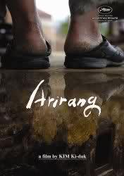 locandina del film ARIRANG