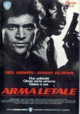 locandina del film ARMA LETALE