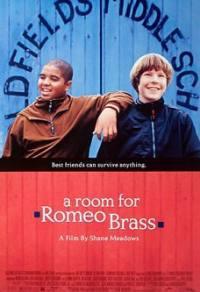 locandina del film A ROOM FOR ROMEO BRASS