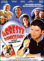 locandina del film ARRESTI DOMICILIARI