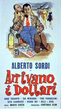 locandina del film ARRIVANO I DOLLARI!