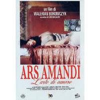 locandina del film ARS AMANDI - L'ARTE DI AMARE