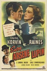 locandina del film ARSENIO LUPIN (1944)