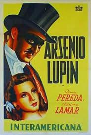 locandina del film ARSENIO LUPIN (1947)