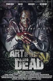 locandina del film ART OF THE DEAD