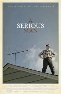 locandina del film A SERIOUS MAN