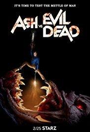 locandina del film ASH VS EVIL DEAD - STAGIONE 3