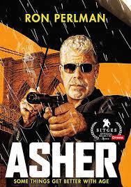 locandina del film ASHER