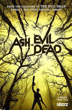 locandina del film ASH VS EVIL DEAD - STAGIONE 1