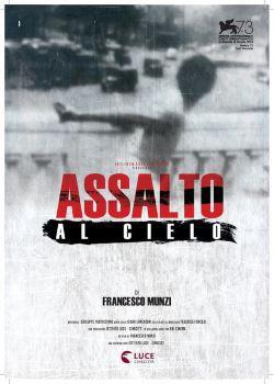 locandina del film ASSALTO AL CIELO