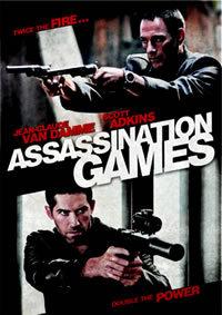 locandina del film ASSASSINATION GAMES