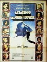 locandina del film ASSASSINIO SULL'ORIENT EXPRESS