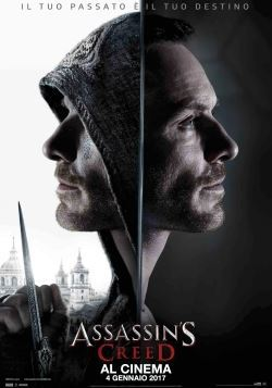 locandina del film ASSASSIN'S CREED