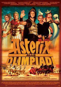 locandina del film ASTERIX ALLE OLIMPIADI