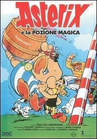 locandina del film ASTERIX E LA POZIONE MAGICA