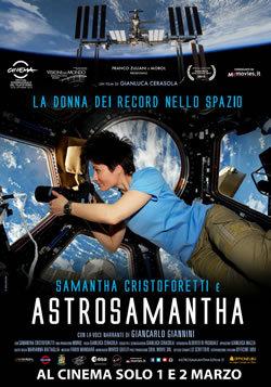Astrosamantha (2015)