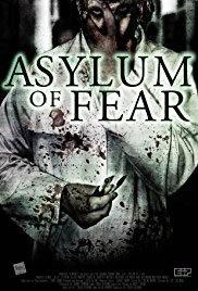 locandina del film ASYLUM OF FEAR