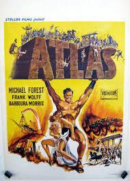 locandina del film ATLAS, IL TRIONFATORE DI ATENE