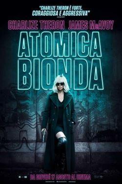 locandina del film ATOMICA BIONDA