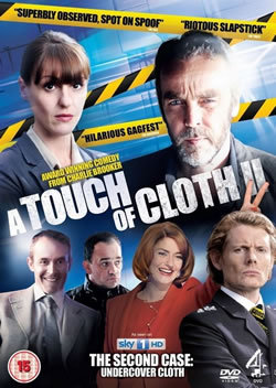 locandina del film A TOUCH OF CLOTH - STAGIONE 2