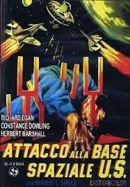 locandina del film ATTACCO ALLA BASE SPAZIALE U.S.