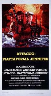 locandina del film ATTACCO: PIATTAFORMA JENNIFER