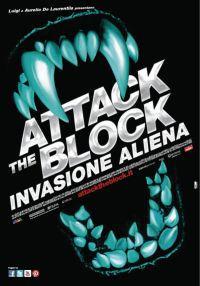 locandina del film ATTACK THE BLOCK - INVASIONE ALIENA