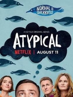 locandina del film ATYPICAL - STAGIONE 1