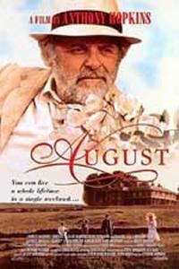locandina del film AUGUST