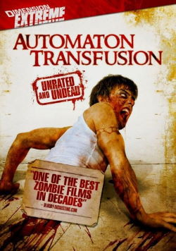 locandina del film AUTOMATON TRANSFUSION
