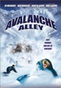 locandina del film AVALANCHE ALLEY - INFERNO DI GHIACCIO