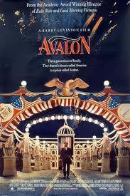 locandina del film AVALON (1990)